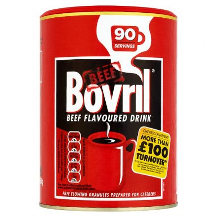 Bovril Beef Flavoured Drink 450g, 90 Servings